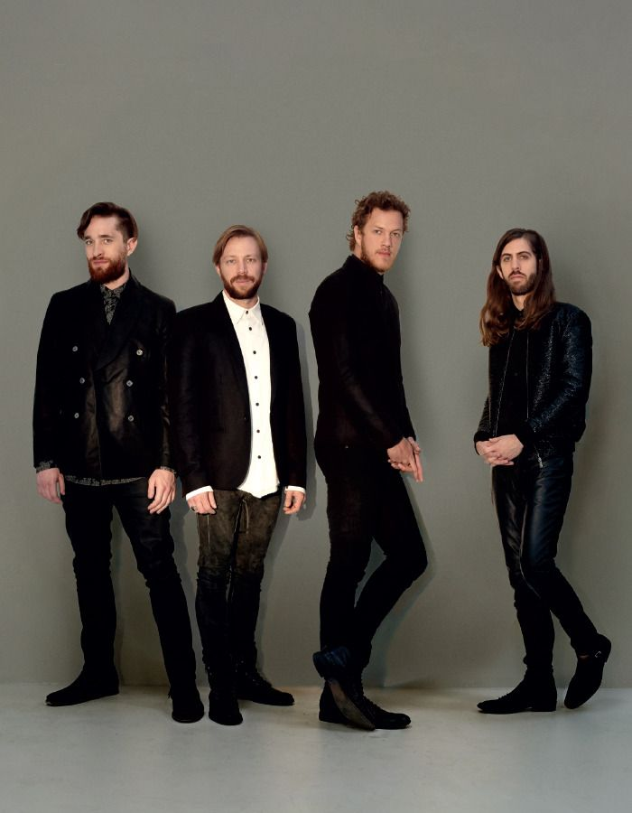 Imagine Dragons Daily | Fansite — PAPERMAG: Use Your Voice: Imagine Dragons by...