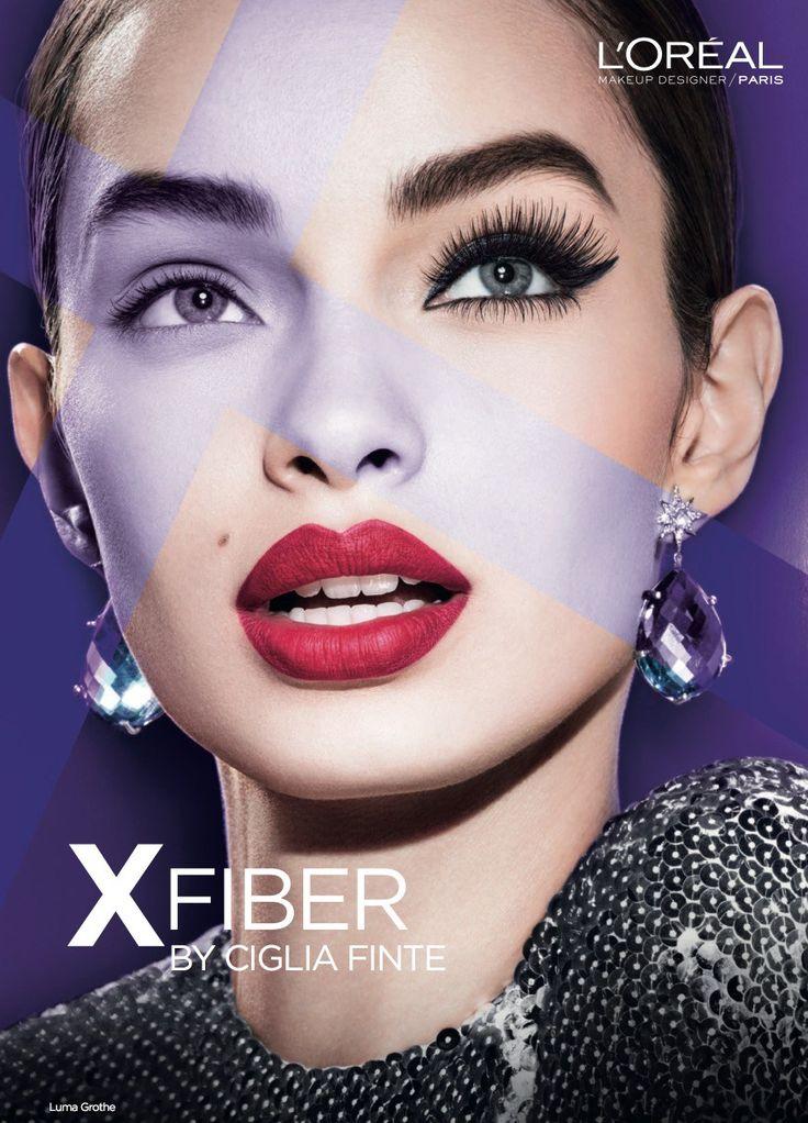 Mascara XFiber L'Oreal Paris by CIGLIA FINTE: il nuovo mascara da applicare in due step. Volumizza, allunga e infoltisce grazie alla presenza delle fibre!