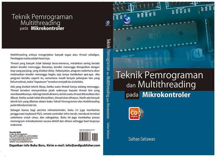 Buku ini membahas pemakaian keyboard PS/2 remote controler infra merah membuat terminal sederhana utk Linux. Dapatkan buku-buku terbaik dari Penerbit Andi di toko-toko buku terdekat atau di toko online kami (http://ift.tt/1XYpn5S) #buku #penerbitandi #komputer #mikrokontroler #pemrograman #multithreading #linux by penerbitandi