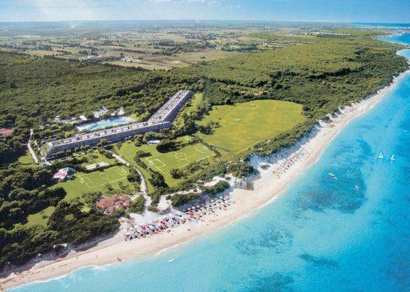 Puglia/Otranto - VOI Alimini Beach Village *** Sup - A 10 km ca da Otranto, questo angolo di paradiso in riva al mare è la meta ideale per apprezzare il fascino di una vacanza a contatto con la natura >> http://futuravacanze.it/mare_italia/puglia/voi_alimini_beach_village/otranto