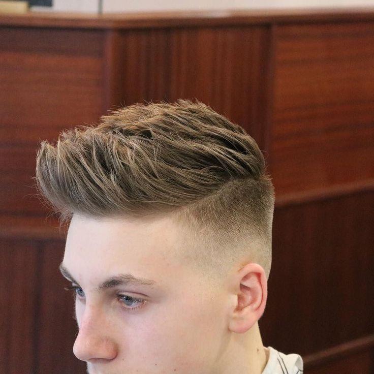 Haircut by ryeturton http://ift.tt/1XTnnro #menshair #menshairstyles…