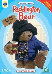Paddington Bear TV series (1975 to 1979)