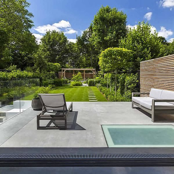 Simple And Modern Tips Can Change Your Life Contemporary Lobby High Ceilings Contemporary Contemporary Garden Contemporary Garden Design Garden Design London