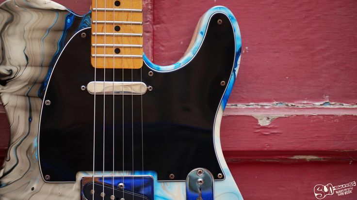 Fender Standard Telecaster Swirl