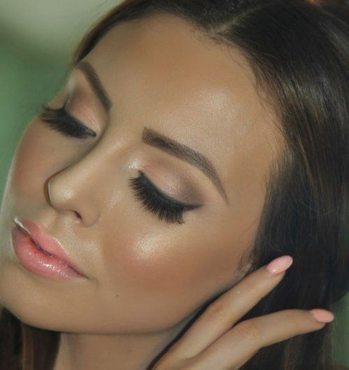 autumn wedding make up - Google Search