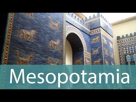 Mesopotamia Art History from Goodbye-Art Academy - YouTube