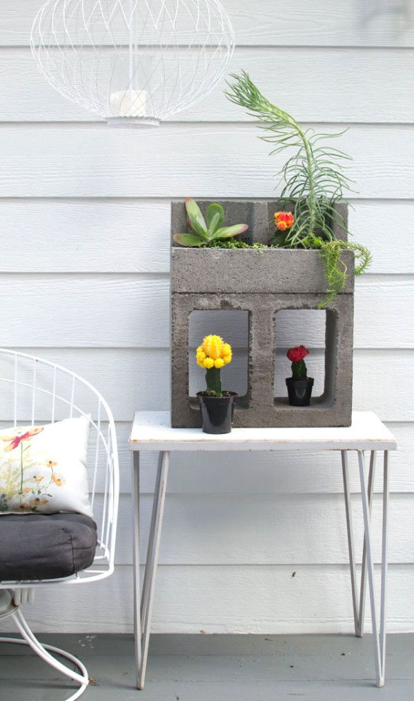 73 Best Images About Diy Outdoor Planters On Pinterest 400 x 300