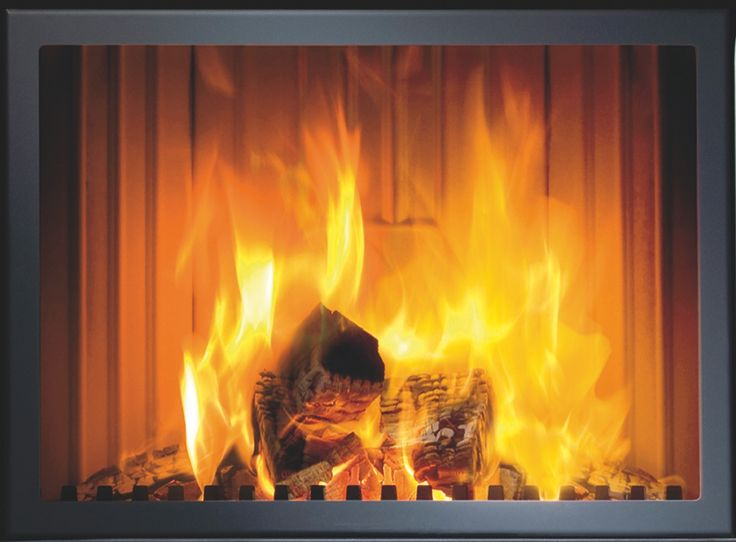 Distinguishing feature #4 of a Piazzetta Fireplace:  WIDE SCREEN FIRE The flame in full view  The glass door lets you enjoy the cosy sight of the fire. You can always be sure of having the right atmosphere with Piazzetta products. Whatever the surroundings, the fire becomes pure emotion.