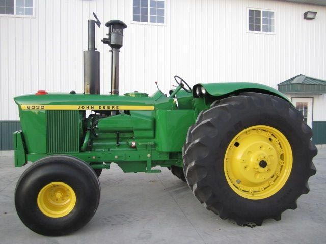 John Deere 6030 See What We Can Do | My 6030