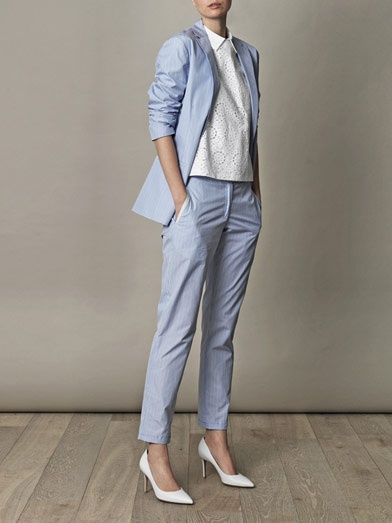 How to Wear a Suit for Women [8 pics] | Fashion Inspiration Blog