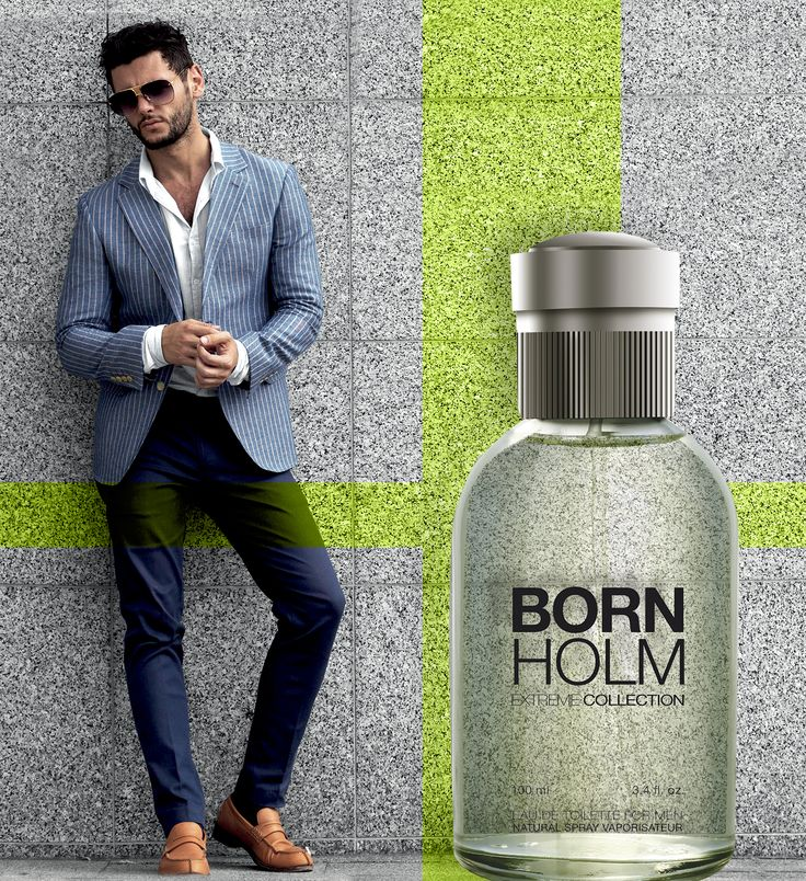 born holm extreme collection for men