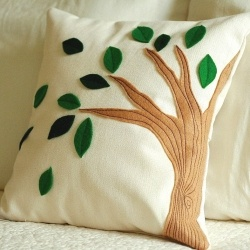 Cute Pillow Crafts : 17 Best images about Holidays: Thanksgiving on Pinterest Watercolors, Linen pillows and Cute ...