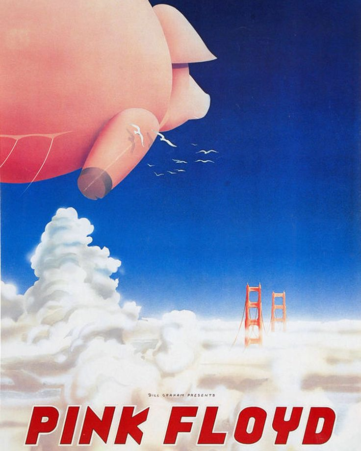 Tour  Pink Floyd