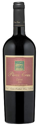 Perez Cruz Liguai 2009 - Love Chilean wine and this is probably one of the best... saving it for a special occasion.