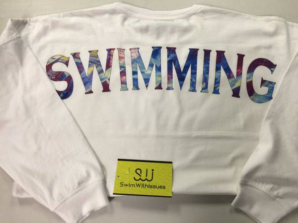 """Swimming"" Limited Edition Jersey (only 200 available) 
