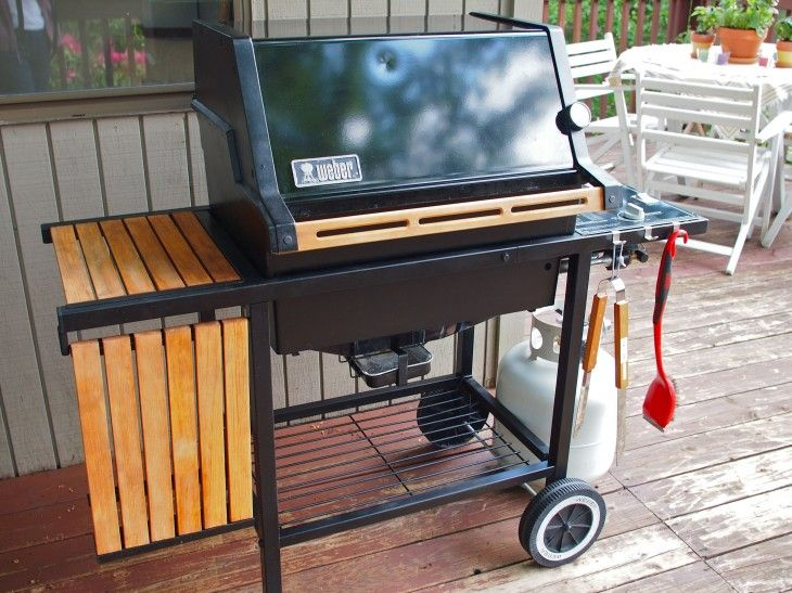 How to Rehab a Classic Grill
