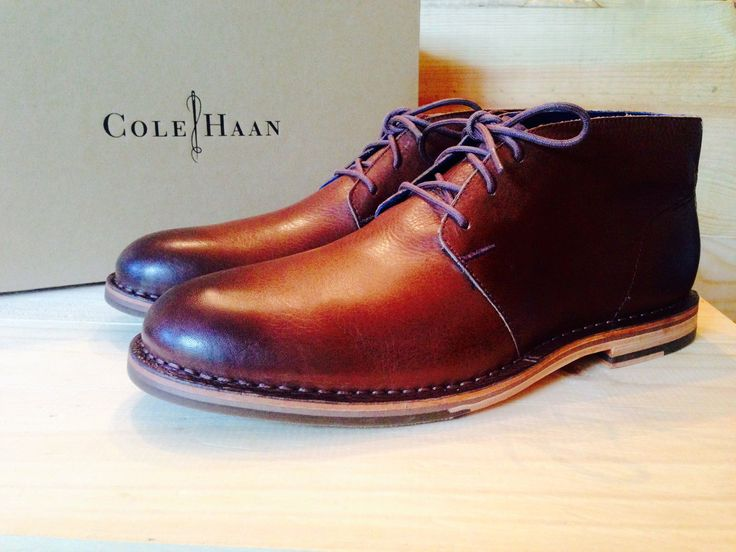 Cole Haan Juniper Brown Glenn Chukka Boots Sz 11 Shoes Retail $230 | eBay