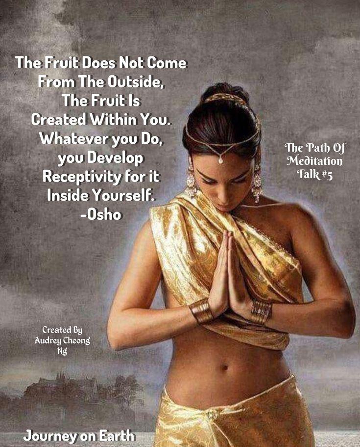 the path of meditation osho pdf