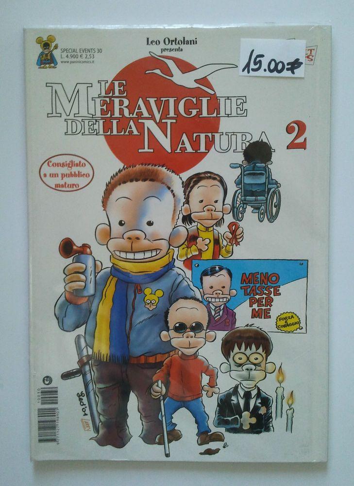 RAT-MAN - LE MERAVIGLIE DELLA NATURA 2 - CULT COMICS - 2001 ORTOLANI *OCCASIONE* - Puoi trovarmi da Megacomics in libreria oppure online su ebay (clicca sul titolo).