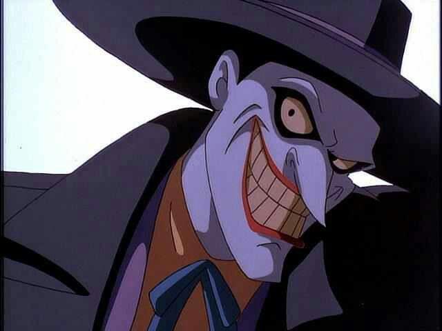 Batman the animated series joker t v pinterest