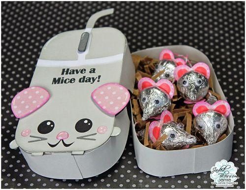 Mouse Treat Box