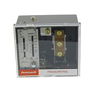 Honeywell # L404F1094, Pressuretrol Controller used in #Boiler provides operating control with automatic limit protection for pressure systems up to 300 psi (2068 kPa). Use with steam, air, noncombustible gases, or fluids non-corrosive to pressure sensing element.