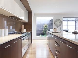Like this kitchen colour scheme