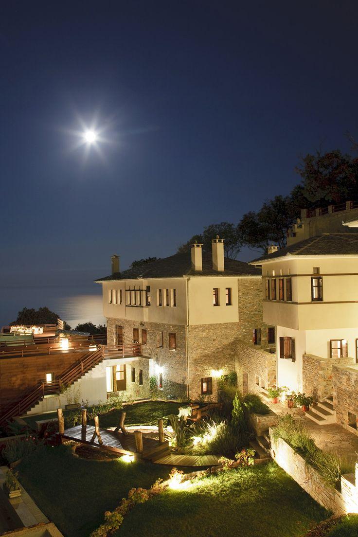 #12MonthsLuxuryResort, the absolute destination all year round, for memories of a lifetime, in #Pelio, #Greece. http://www.tresorhotels.com/en/hotels/67/12-months-luxury-resort#content