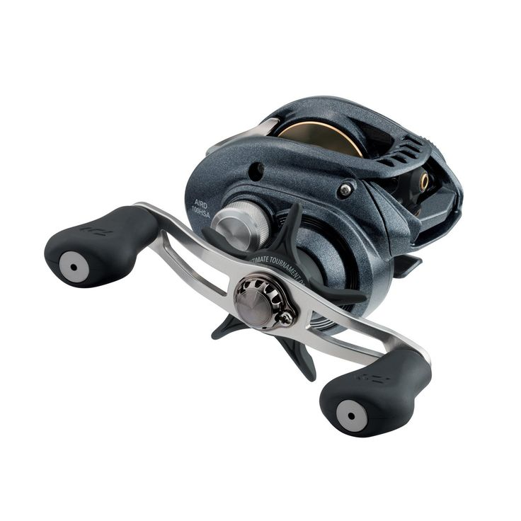 Daiwa AIRD Baitcast Reel 6.3:1 Right Hand Fishing Reel AIR100HA -- Find out more about the great product at the image link.