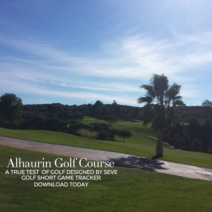 """Improve your game and play a course like #alhauringolfclub. Download the Golf Short Game Tracker today at http://www.golfshortgametracker.com…"""