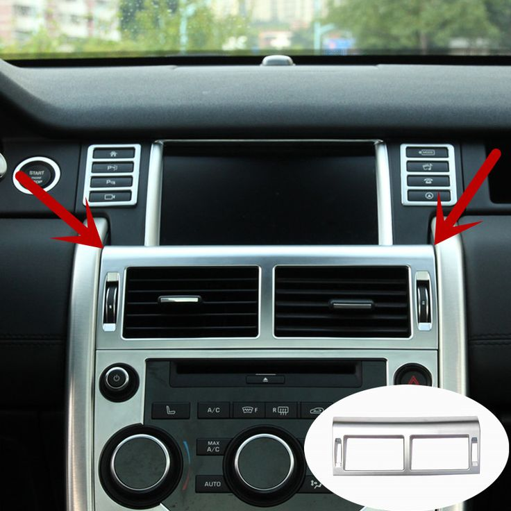 For Land Rover Discovery Sport ABS Inner Console Air Vent