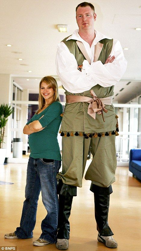 Neil Fingleton is an English actor and former basketball player. He is also the tallest British-born man at 7 ft 7.56 in in height and among the 25 tallest men in the World.