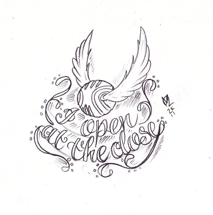 Google Image Result for http://fc03.deviantart.net/fs70/i/2011/146/6/6/golden_snitch_tattoo_sketch_by_nevermore_ink-d3h9qzh.jpg