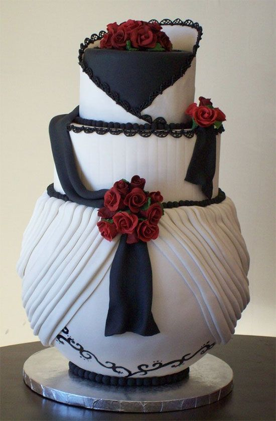 cakes for weddings 2372 best black or and white wedding ideas images on 2372