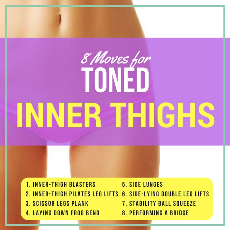 8 Easy Exercises to Lose Inner-Thigh Fat! | Every Home Remedy  #thighfat