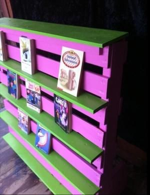 12 DIY Wooden Shelves Made From Pallets | Pallet Furniture DIY by usala2015