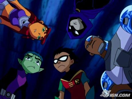 Before there was Adventure Time, there was Teen Titans <3