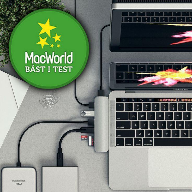 The perfect companion Pro Hub for your #Macbook Pro. #laptop #satechi #lifestylestorese #prohub #apple https://goo.gl/CbTXcd