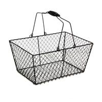 Great selection of baskets and storage containers at excellent prices. This one is $5.75.