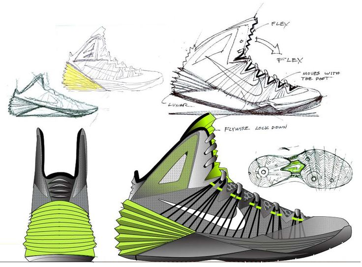 Nike Hyperdunk 2013: Detailed Photos, Sketches & Release Date