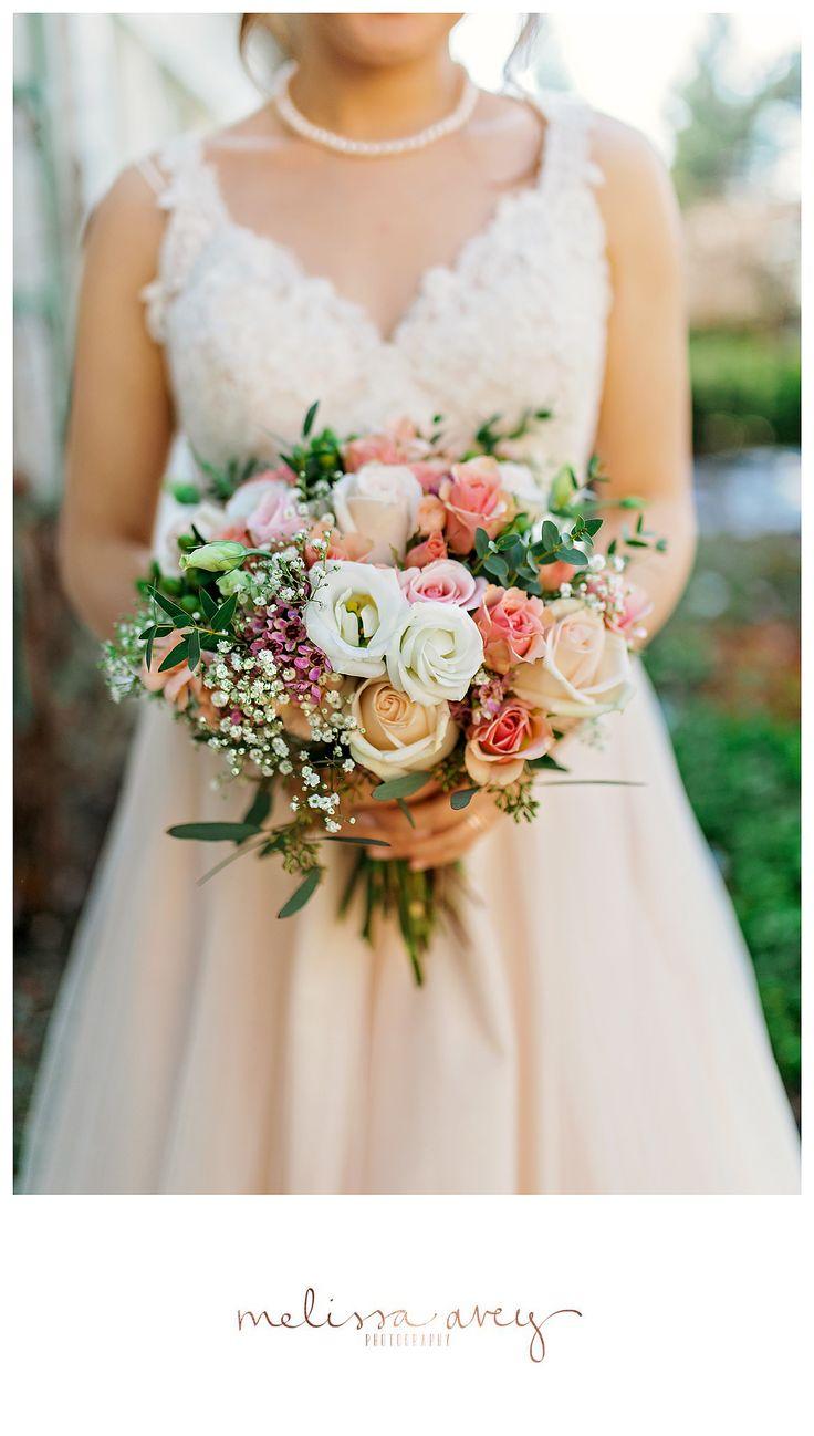 Beautiful bridal bouquet - Melissa Avey Photography