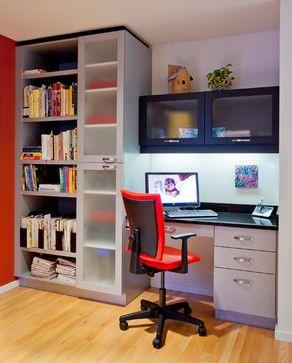 Dosch Contemporary modern home office