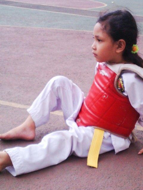 Cleo taekwondo