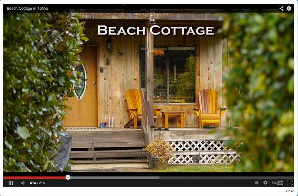 Tofino Beach Cottage