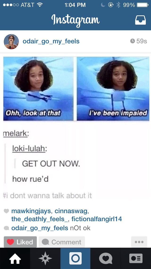 How rue'd