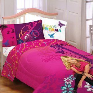 Hannah Montana Full Size Sheet Set Quot Forever Quot By Disney