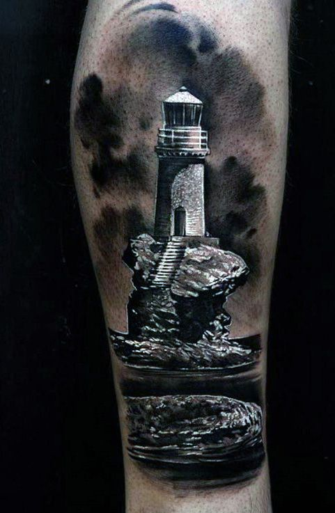 Leg Tattoo Sleeve Inspiration