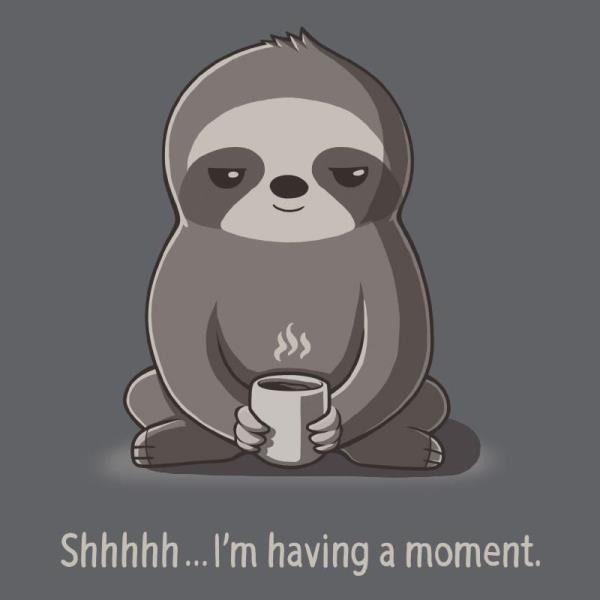 Slow mornings