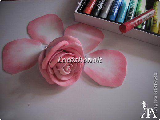 Флористика Моделирование конструирование Цветы из фоамирана розы нарциссы хризантемы ромашки лилии Фоамиран фом фото 1