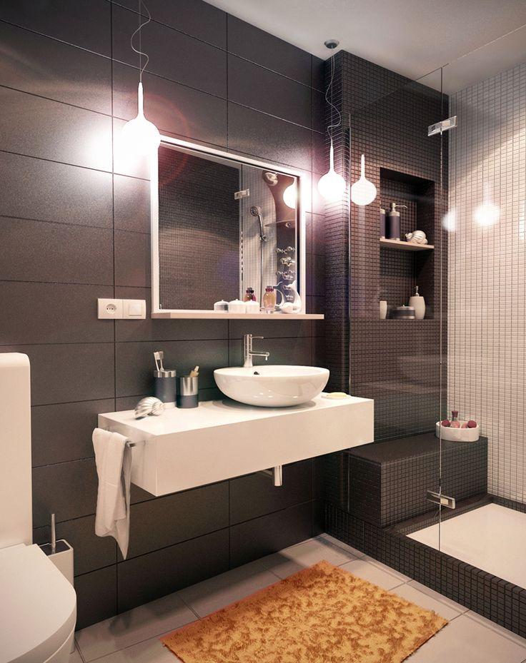 Дизайн туалета в картинках
